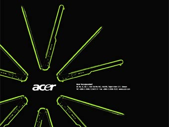 Acer покажет свой первый смартфон в феврале