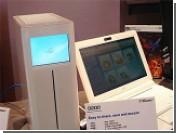 Asus установила сенсорный экран в десктоп Eee