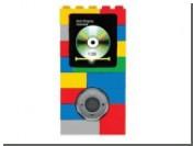 Компания Lego выпустит mp3-плееры