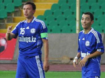 Два казахских футбольных клуба слились в один