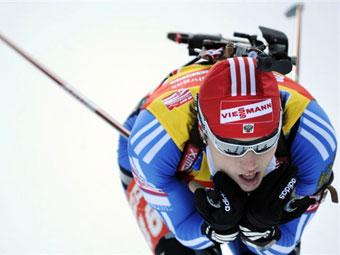 Светлана Слепцова снялась с гонки Кубка мира по биатлону