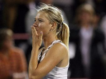Мария Шарапова отказалась от участия в Australian Open