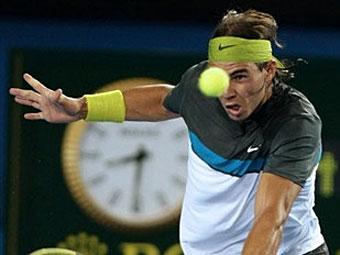 Надаль стал соперником Федерера в финале Australian Open