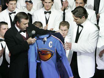 Илья Ковальчук назначен капитаном клуба НХЛ