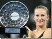 Белорусская теннисистка выиграла первый титул в карьере