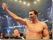 """Владимир Кличко подтвердил проведение своего боя на стадионе """"Челси"""""""