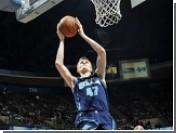 Кириленко набрал 23 очка в победном матче НБА