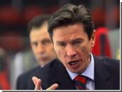 Быков заменил двух хоккеистов в сборной России