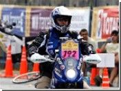 """На трассе ралли """"Дакар"""" найдено тело французского мотоциклиста"""