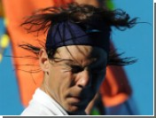 Рафаэль Надаль последним вышел во второй круг Australian Open