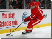 Павел Дацюк не сыграет в Матче звезд НХЛ