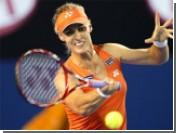 Дементьева вышла в 1/8 финала Открытого чемпионата Австралии
