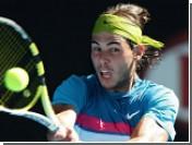 Рафаэль Надаль вышел в 1/4 финала Australian Open