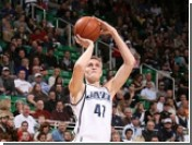 Андрей Кириленко набрал 15 очков в матче НБА