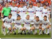 Сборная России сохранила место в первой десятке рейтинга ФИФА