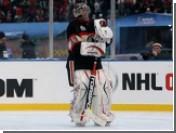 Николай Хабибулин отразил 34 броска по воротам в матче НХЛ