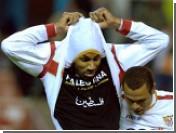 "Футболист ""Севильи"" наказан за поддержку палестинцев"
