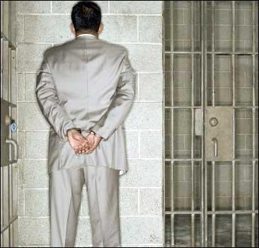 Председателя райгосадминистрации взяли под стражу