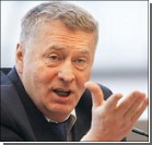 Жириновский выводит людей против Украины