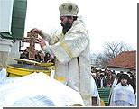 На Крещение приднестровцы запасаются святой водой