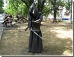 Властям Симферополя наплевать на судьбу сквера кованых скульптур