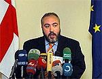 """Грузия хочет мирным путем провести """"деоккупацию"""" Абхазии и Южной Осетии"""