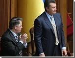 Симоненко подписал договор о поддержке Януковича