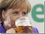 Слухи об отставке Ангелы Меркель обвалили евро