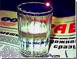 В Одесской области рядом с участками бесплатно наливали водку за Тимошенко и Януковича