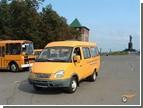 В Киеве переполненная маршрутка потеряла на ходу колесо