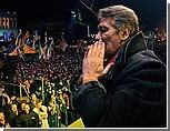 Ющенко смирился с результатами выборов, но заявил, что не уйдет из политики