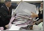 ЦИК подсчитала 99,78% голосов. Тимошенко немного приблизилась к Януковичу