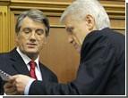 Литвин грозит Ющенко судом