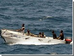 Сомалийские пираты захватили камбоджийский сухогруз