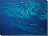 Исследователи засняли затонувший военный госпиталь