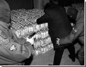 Акцизный арест