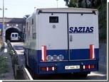 Налетчики взорвали фургон инкассаторов во Франции