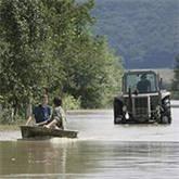 Украине грозит сильнейшее наводнение с начала века