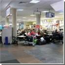 Аэропорт ''Борисполь'' затопило