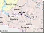 В Кызыле грабители сожгли продавщицу киоска