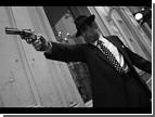 Киевщина. Преступник, угрожая игрушечным пистолетом, ограбил АЗС