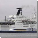 Балтийский паром с 847 пассажирами освободили изо льда
