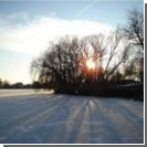 Юноша в Харькове простоял в ледяной реке 40 минут