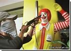 Безработные львовяне обчистили McDonald's