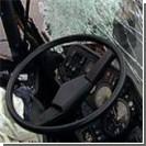В Запорожской области перевернулся автобус,есть пострадавшие