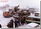 Из-за непогоды в Украине массово закрываются автобусные рейсы