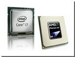 Рынок процессоров вырос на треть за три месяца
