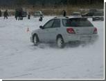 Под Екатеринбургом в выходные пройдет ледовая гонка иномарок