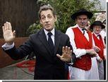 Николя Саркози отдал Эльзас Германии
