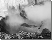 В Петербурге за сутки произошли два разлива горячей воды